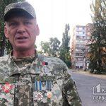 Замкомбата «Кривбасс» рассказал о деталях встречи с Зеленским в Кривом Роге