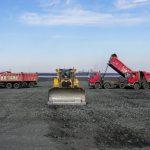 Северный ГОК комплексно подходит к вопросам пылеподавления на хвостохранилище