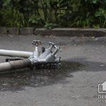Пожарная часть, садик и десятки домов в Кривом Роге остались без воды