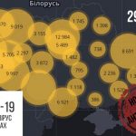 Вторые сутки подряд в Украине фиксируют рекордное количество новых случаев COVID-19