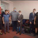 Що Зеленський сказав футболістам ФК «Кривбас» у роздягальні, — відео ОПУ