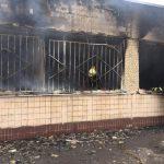 Из-за пожара из криворожской школы №29 эвакуировали детей