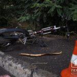 В Кривом Роге легковушка насмерть сбила велосипедиста