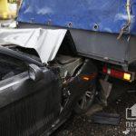 Два Mustang, ГАЗ, Hyundai и Daewoo попали в ДТП в Кривом Роге