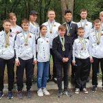Криворожане привезли десятки медалей с Чемпионата Украины по каратэ-до