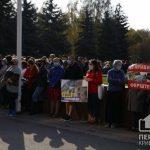 Жители Кривого Рога вышли на протесты из-за недовольства действиями местных властей
