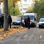 В Кривом Роге во дворе жилого дома убили двоих мужчин (обновлено)