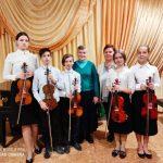 Криворожские скрипачи заняли призовые места на Международном конкурсе