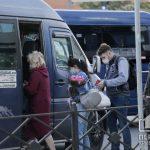 Маршрутчик, который не видел стоячих пассажиров, оштрафован
