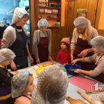 Криворіжців вчили варити різдвяну каву та пекти імбірне печиво