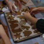 Быстрый рецепт рождественского имбирного печенья