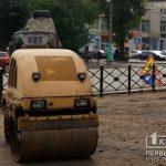 Сколько денег на ремонт дорог потратят из бюджета Кривого Рога в 2021 году