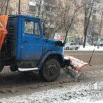 В Кривом Роге из-за снегопада объявлено штормовое предупреждение