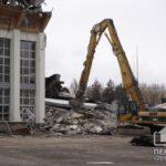 Реконструкцию стадиона «Металлург» в Кривом Роге хотят закончить до конца 2022 года