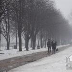 Погода в Кривом Роге 12 февраля
