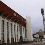 Что сделают на стадионе «Металлург»
