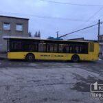 Троллейбус №2 в Кривом Роге: ездит по новому графику в выходные дни