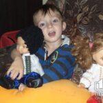 Маме троих детей нужно собрать более 30 тысяч гривен на лечение маленького сына