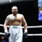 В первом раунде криворожский боксер нокаутировал соперника