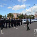 В Саксаганском районе правоохранители заступили на усиленное патрулирование