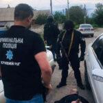 В Кривом Роге задержали мужчин, которые угоняли авто