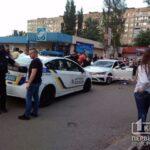 Копы задержали подозреваемых в торговле наркотиками в Кривом Роге