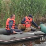 В реке Ингулец обнаружен труп мужчины в лодке