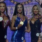 Криворожанка стала чемпіонкою Кубку світу IFBB з фіт-модель