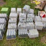 Поліція Кривого Рогу вилучила з магазинів підроблений алкоголь на 1 мільйон гривень