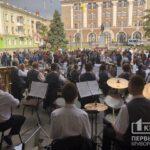 В Інгулецькому районі Кривого Рогу поновлюються виступи духових оркестрів