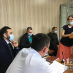 По делу криворожского оператора Вячеслава Волка допросили свидетелей