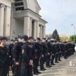 В Кривом Роге день Конституции пройдет под усиленным дежурством правоохранителей