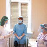 Еще 1980 человек вакцинировали от COVID-19 в Кривом Роге
