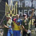 Переможцями «Ігор Нескорених» у стрільбі з лука стали представники трьох міст
