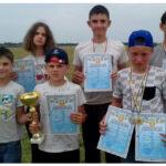 Криворізькі авіамоделісти перемогли у Всеукраїнських змаганнях