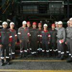 Гірників і металургів привітав з професійним святом генеральний директор компанії Метінвест Юрій Риженков