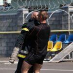 5 мужчин и 2 женщин из Кривого Рога примут участие в областных соревнованиях спасателей