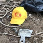 В Кривом Роге промышленный альпинист сорвался с 14 этажа и погиб на месте