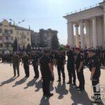 В Кривом Роге правоохранители заступили на усиленное патрулирование улиц