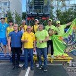 Криворожские пожарные завоевали «золото» на чемпионате в Днепре