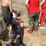 Под Кривым Рогом в реке Ингулец утонул мужчина