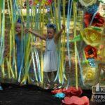В Кривому Розі продовжується святкування Дня Незалежності у парках