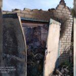 В селе под Кривым Рогом ГСЧС ликвидировали пожар