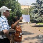 «Старе місто»: у Кривому Розі відбулася екскурсія маловідомими історичними місцями