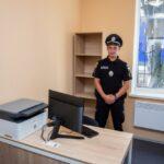 У Глеюватській територіальній громаді відкрили нову поліцейську станцію