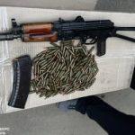 У Дніпропетровській області підозрюється поліцейський, який незаконно зберігав зброю та боєприпаси