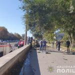Полиция квалифицирует взрыв авто в Днепре как террористический акт
