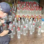 Криворожанин продавал фальсифицированнный алкоголь | Первый Криворожский