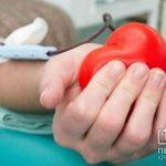 В этом году в Днепропетровской области доноры сдали более 12 тысяч литров крови