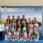 Спортсмены из Кривого Рога привезли с чемпионата более 25 медалей